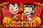 88 Fortunes Slot Review